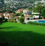 Beykoz Konakları Villa Peyzaj Uygulama