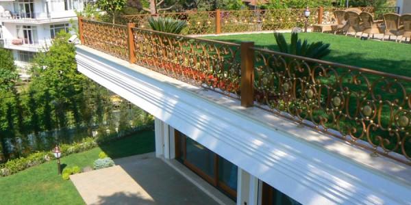 Çatı ve Teras Bahçeleri Uygulaması